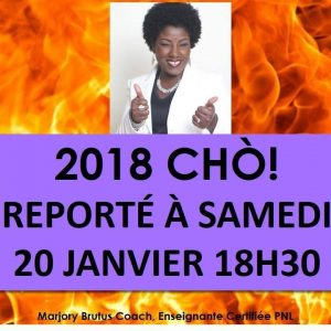 2018 Cho Reporte